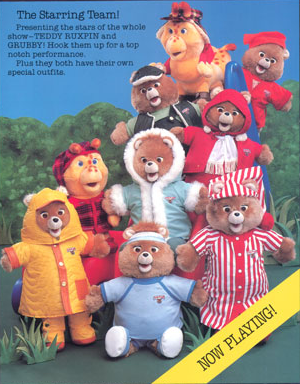 Different_Teddy_Ruxpin_Outfits
