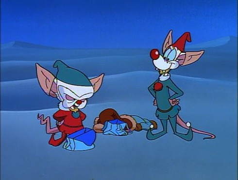 Pinky_and_Brain_disguised_as_elves