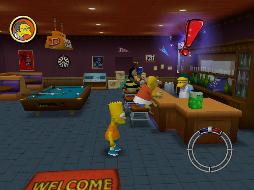 54286-the-simpsons-hit-run-windows-screenshot-in-game-locations-such