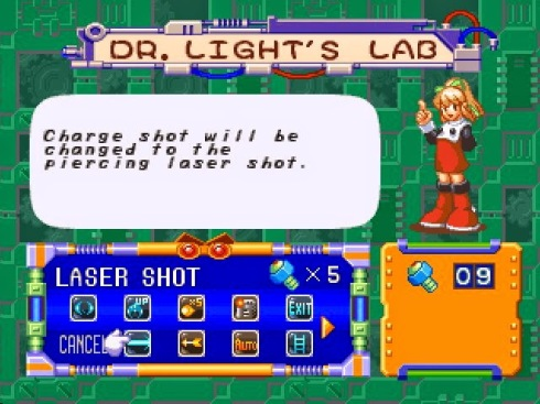 Mega Man 8 35