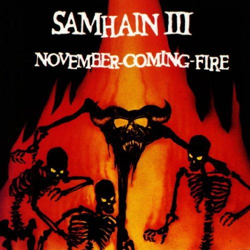 Samhain November Coming Fire