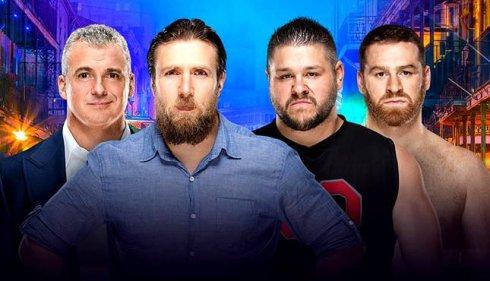 Daniel-Bryan-Shane-McMahon-Sami-Zayn-Kevin-Owens-WrestleMania-34-645x370
