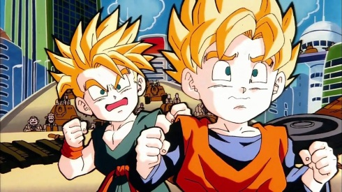 SS Trunks and Goten