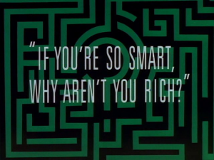 If_You're_So_Smart,_Why_Aren't_You_Rich