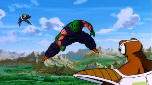 Piccolo Fight
