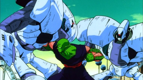 Piccolo_Punches_Robot_(Return_Of_Cooler)