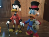 I'm rather surprised this Scrooge didn't come with money of some kind too.