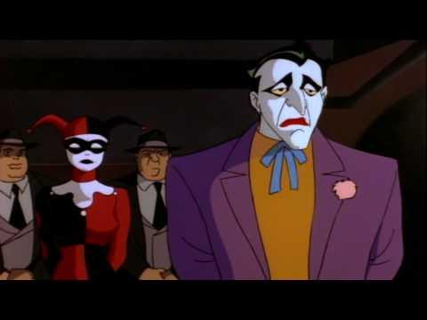dejected joker