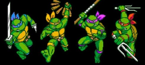 Turtles in Time