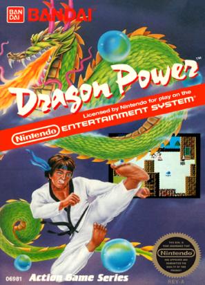 dragon power