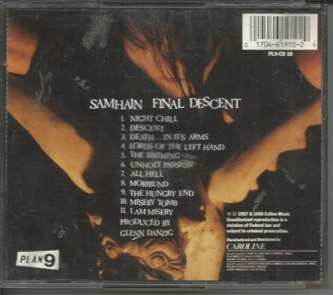 final descent CD