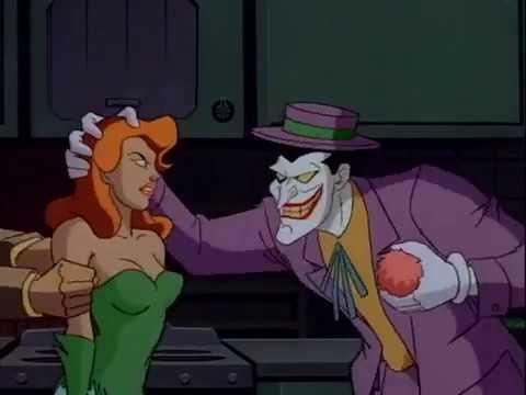 joker vs ivy