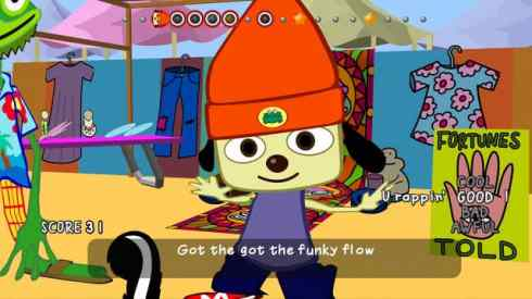 parappa smooth