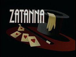 zatanna title card
