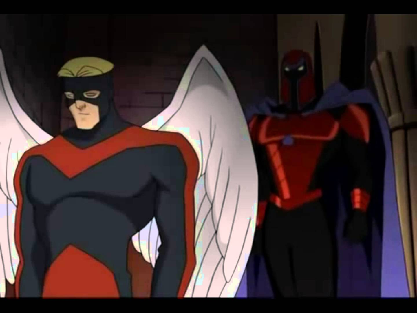 angel and magneto