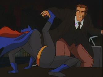 batgirl vs gil