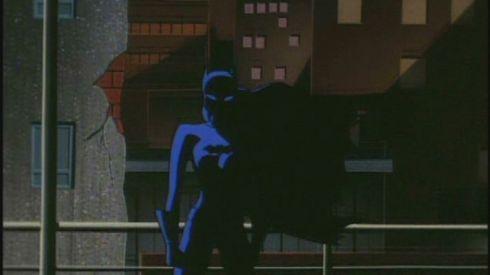 shadow batgirl