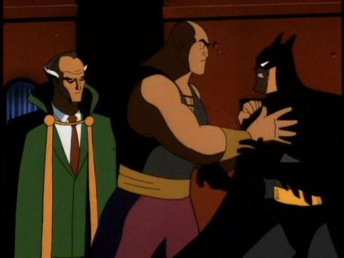 ubu and batman