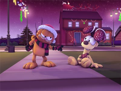 Dec 20 The Garfield Show Caroling Capers The Nostalgia Spot