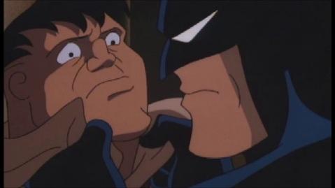 batman grabby
