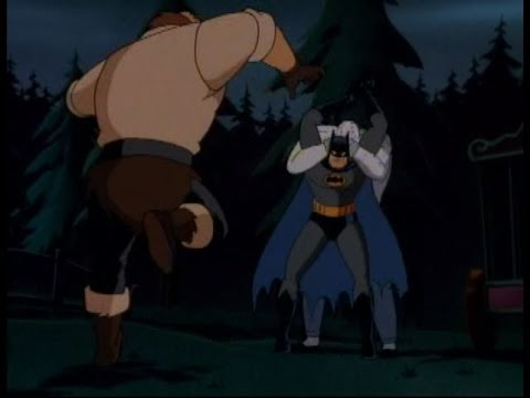 batman vs croc and goliath