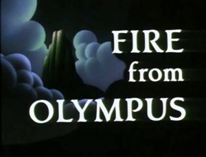fire from olympus