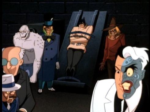 batman electric chair