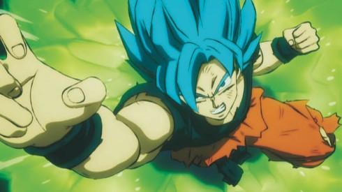 dbs goku blue