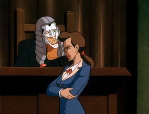 van dorn and judge joker