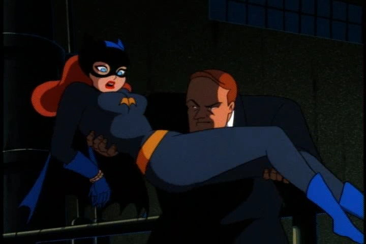 batgirl needs saving