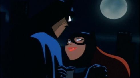 batman batgirl steamy