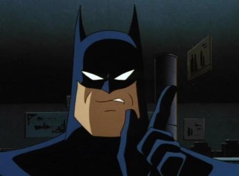 batman introduces himself