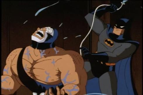 batmans mercy