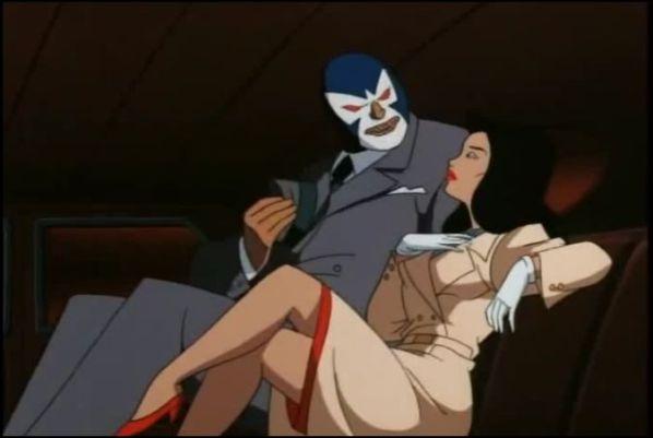 Candice meets Bane