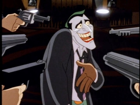 joker bows out