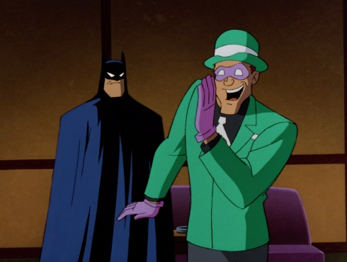 riddler batman