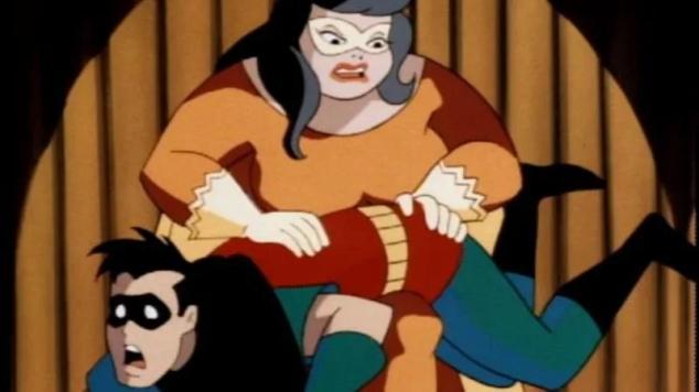 robin vs mighty mom