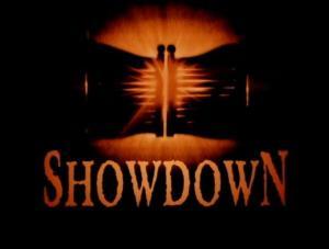 showdown card