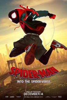 spider-verse poster
