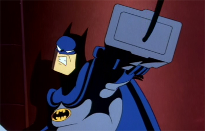 toony batman