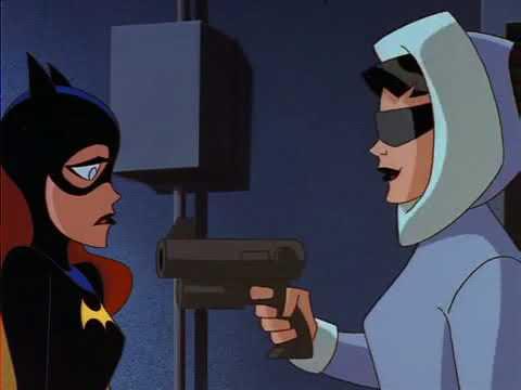 batgirl ice gunpoint