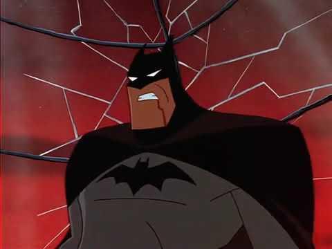 batman bleeding