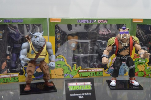 neca bebop rocksteady