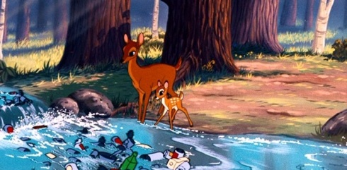 bambi no hunting