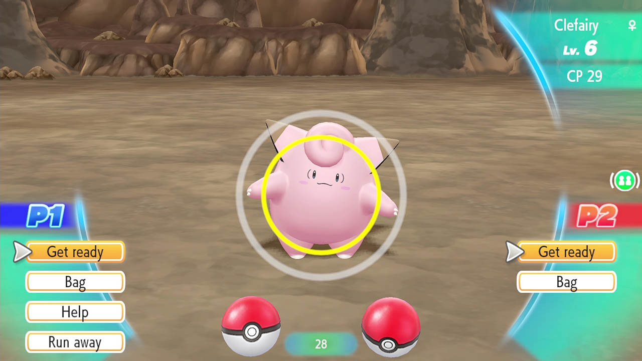 catching clefairy