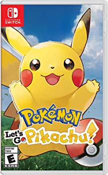 lets go pikachu box