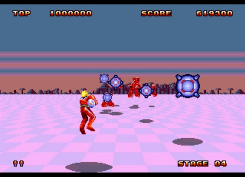 space harrier 2 4