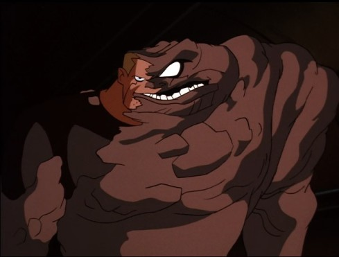 clayface revealed