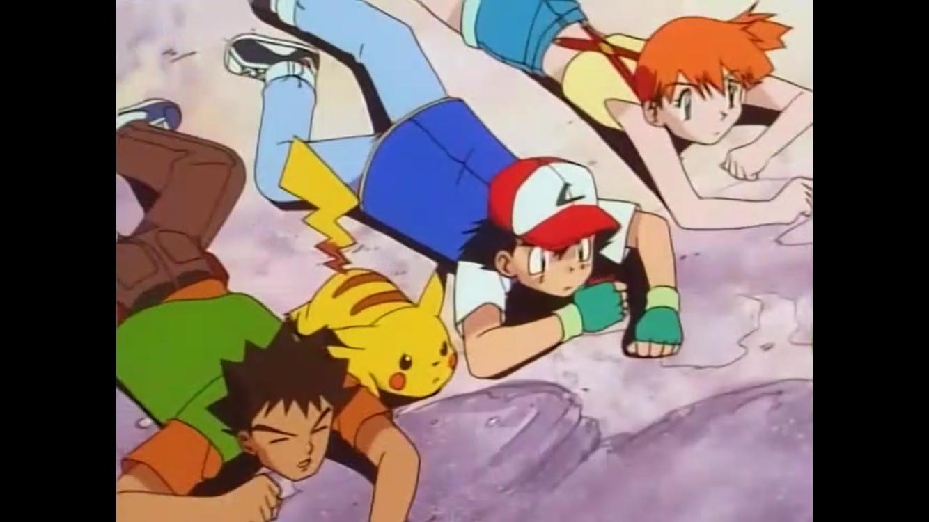 pokemon army crawl