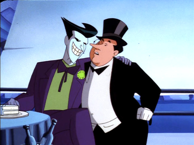 joker and new penguin